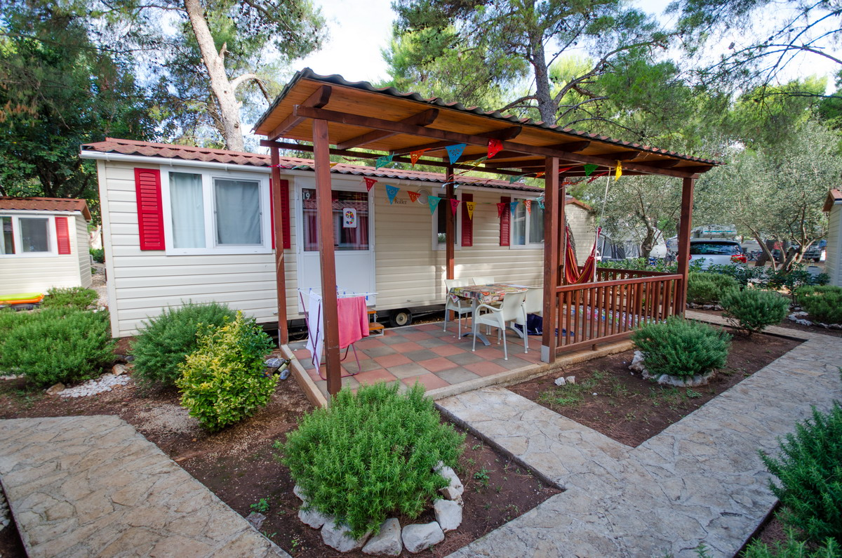 mobile homes camping rožac trogir your perfect holiday